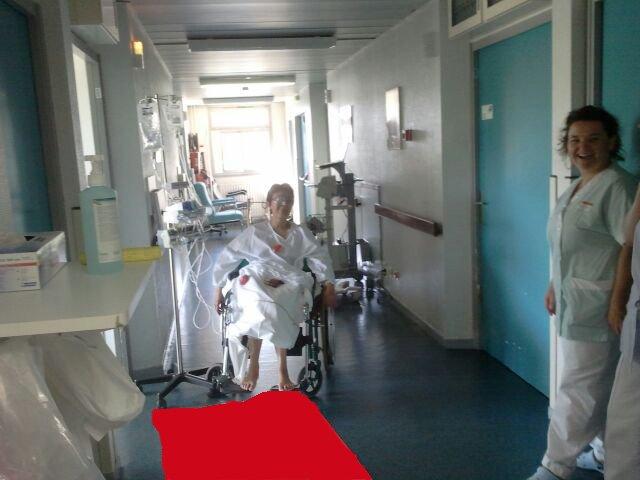 BIEN ETRE EN SOINS PALLIATIFS dans hospitalisation tapis-rouge