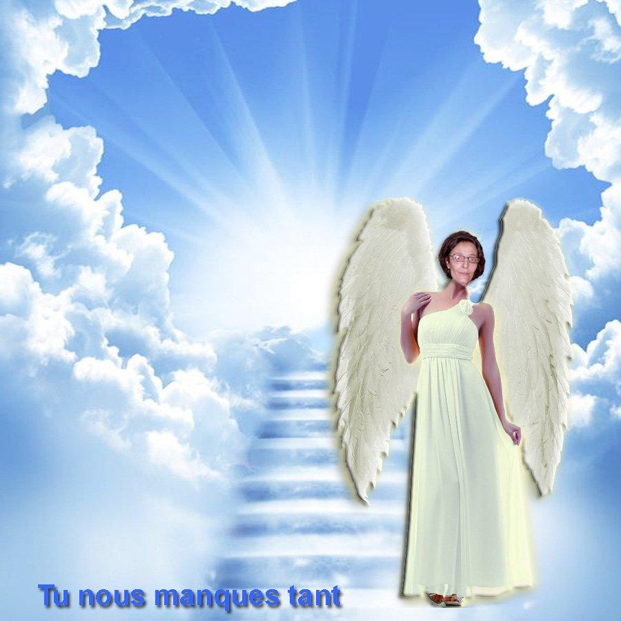 Toi l'ange  dans k: Les Anges isamanque